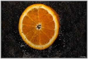 orange gazeuse